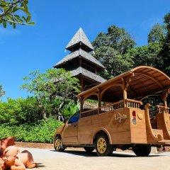 Отель Santhiya Koh Yao Yai Resort & Spa городской автобус