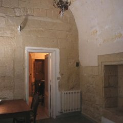 Отель Palazzo Martirano Лечче ванная