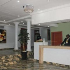 Отель Dannic Hotels Enugu интерьер отеля фото 2