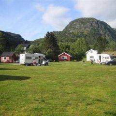 Отель Seim Camping Норвегия, Одда - отзывы, цены и фото номеров - забронировать отель Seim Camping онлайн парковка