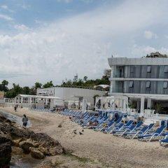 Portofino Hotel Beach Resort Одесса пляж фото 2