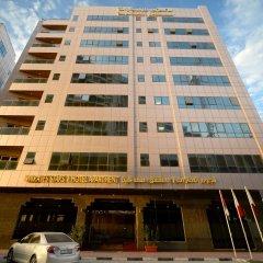 Отель Emirates Stars Hotel Apartments Sharjah ОАЭ, Шарджа - 1 отзыв об отеле, цены и фото номеров - забронировать отель Emirates Stars Hotel Apartments Sharjah онлайн фото 4