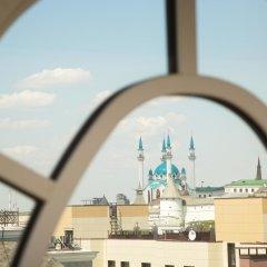Гостиница DoubleTree by Hilton Kazan City Center в Казани - забронировать гостиницу DoubleTree by Hilton Kazan City Center, цены и фото номеров Казань балкон