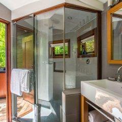 Отель Geejam Ямайка, Порт Антонио - отзывы, цены и фото номеров - забронировать отель Geejam онлайн ванная фото 2