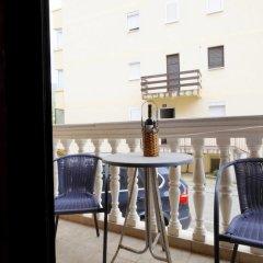 Отель Glomazic Черногория, Будва - отзывы, цены и фото номеров - забронировать отель Glomazic онлайн балкон