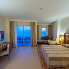 Отель Kirman Leodikya Resort - All Inclusive комната для гостей фото 2