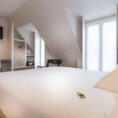 Отель Andrea Франция, Париж - отзывы, цены и фото номеров - забронировать отель Andrea онлайн комната для гостей