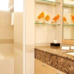 Отель Adelphi Grande Sukhumvit By Compass Hospitality Бангкок ванная