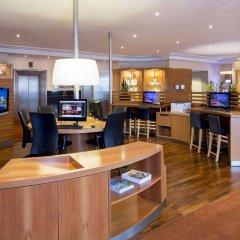 Sheraton Duesseldorf Airport Hotel интерьер отеля фото 3