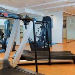 Отель Hilton Kalastajatorppa Хельсинки фитнесс-зал фото 4