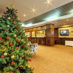 Отель Emerald Spa Hotel Болгария, Банско - отзывы, цены и фото номеров - забронировать отель Emerald Spa Hotel онлайн интерьер отеля фото 2
