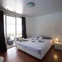 Отель Villa Pamatai Villa 4 комната для гостей