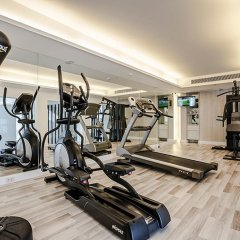 Отель The Lapa Hua Hin фитнесс-зал
