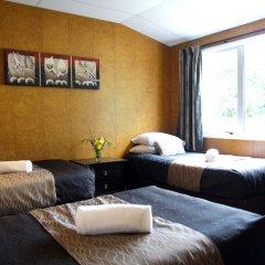 Отель Whanganui River Top 10 Holiday Park комната для гостей фото 5