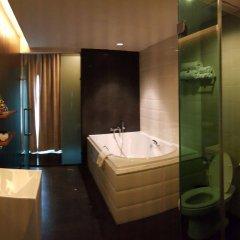 Отель Way Hotel Таиланд, Паттайя - 2 отзыва об отеле, цены и фото номеров - забронировать отель Way Hotel онлайн ванная