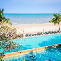 Отель Haven Resort HuaHin бассейн
