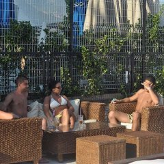 Dora Beach Hotel бассейн фото 3