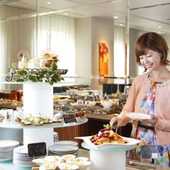Отель Royal Park The Fukuoka Хаката питание