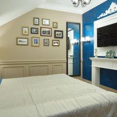 Гостиница Ахиллес и Черепаха комната для гостей фото 2