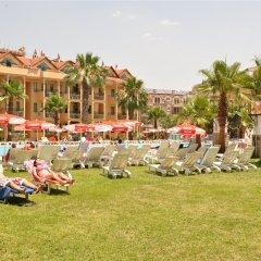Отель Club Secret Garden пляж