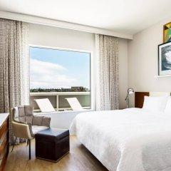 Отель Hampton Inn & Suites Santa Monica США, Санта-Моника - отзывы, цены и фото номеров - забронировать отель Hampton Inn & Suites Santa Monica онлайн комната для гостей фото 3