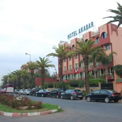 Hotel Akabar парковка