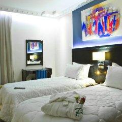Отель Prince De Paris Марокко, Касабланка - отзывы, цены и фото номеров - забронировать отель Prince De Paris онлайн комната для гостей фото 4