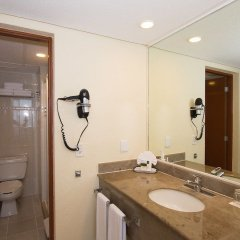 Отель Occidental Tucancun - Все включено Мексика, Канкун - 1 отзыв об отеле, цены и фото номеров - забронировать отель Occidental Tucancun - Все включено онлайн ванная
