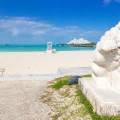 Отель Inn of Nabee HAMABE Центр Окинавы пляж