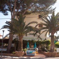 Отель Apartamentos La Cabanya гостиничный бар