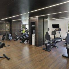 Отель Al Manara, a Luxury Collection Hotel, Saraya Aqaba Иордания, Акаба - 1 отзыв об отеле, цены и фото номеров - забронировать отель Al Manara, a Luxury Collection Hotel, Saraya Aqaba онлайн фитнесс-зал фото 3