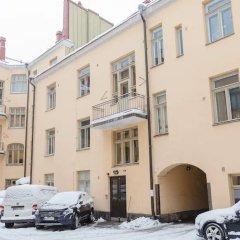 Отель Roost Fredrik парковка