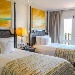 Отель InterContinental Samui Baan Taling Ngam Resort комната для гостей фото 10