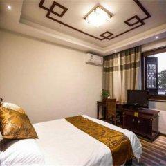 Отель Liu Hua Xi Tang Hotel Китай, Сиань - отзывы, цены и фото номеров - забронировать отель Liu Hua Xi Tang Hotel онлайн комната для гостей фото 4