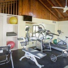 Отель Rooms on the Beach Negril фитнесс-зал фото 3