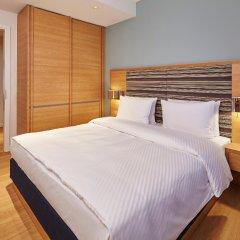 Отель Hyatt House Dusseldorf Andreas Quarter комната для гостей фото 2
