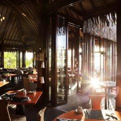 Отель Sofitel Moorea la Ora Beach Resort Французская Полинезия, Папеэте - 1 отзыв об отеле, цены и фото номеров - забронировать отель Sofitel Moorea la Ora Beach Resort онлайн питание