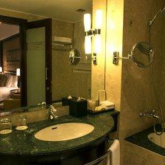 Отель Dusit Thani Dubai ванная