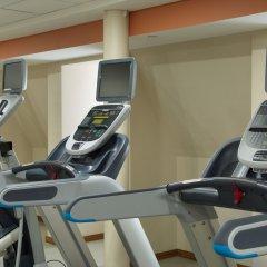 Гостиница Хилтон Гарден Инн Ульяновск фитнесс-зал