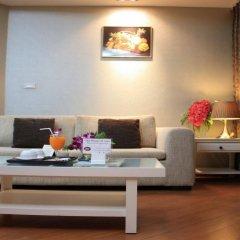 Отель Summit Pavilion Бангкок комната для гостей фото 2
