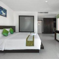 Отель Apk Resort 3* Стандартный номер фото 11
