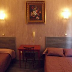 Hotel de l'Aveyron комната для гостей фото 5