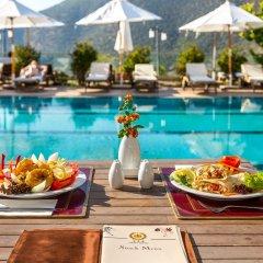 Happy Hotel Kalkan Турция, Калкан - отзывы, цены и фото номеров - забронировать отель Happy Hotel Kalkan онлайн питание фото 3