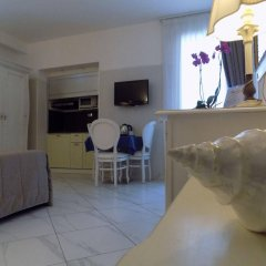 Отель Villa Del Mare Римини комната для гостей фото 2
