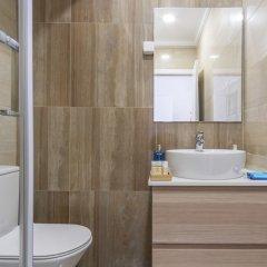 Отель LV Premier Amoreiras Am3- City Center, Balconies, air Conditioned, Elevator Португалия, Лиссабон - отзывы, цены и фото номеров - забронировать отель LV Premier Amoreiras Am3- City Center, Balconies, air Conditioned, Elevator онлайн ванная фото 2