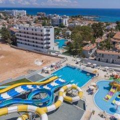 Отель Narcissos Waterpark Resort пляж фото 2