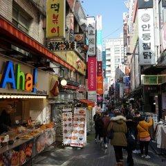 Отель Artravel Myeongdong Южная Корея, Сеул - отзывы, цены и фото номеров - забронировать отель Artravel Myeongdong онлайн фото 4