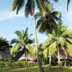 Отель Sofitel Moorea la Ora Beach Resort Французская Полинезия, Папеэте - 1 отзыв об отеле, цены и фото номеров - забронировать отель Sofitel Moorea la Ora Beach Resort онлайн спортивное сооружение