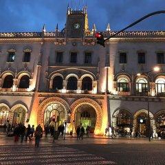 Отель Lisbon Inn Португалия, Лиссабон - отзывы, цены и фото номеров - забронировать отель Lisbon Inn онлайн вид на фасад
