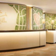 The Beverly Hills Hotel интерьер отеля фото 2